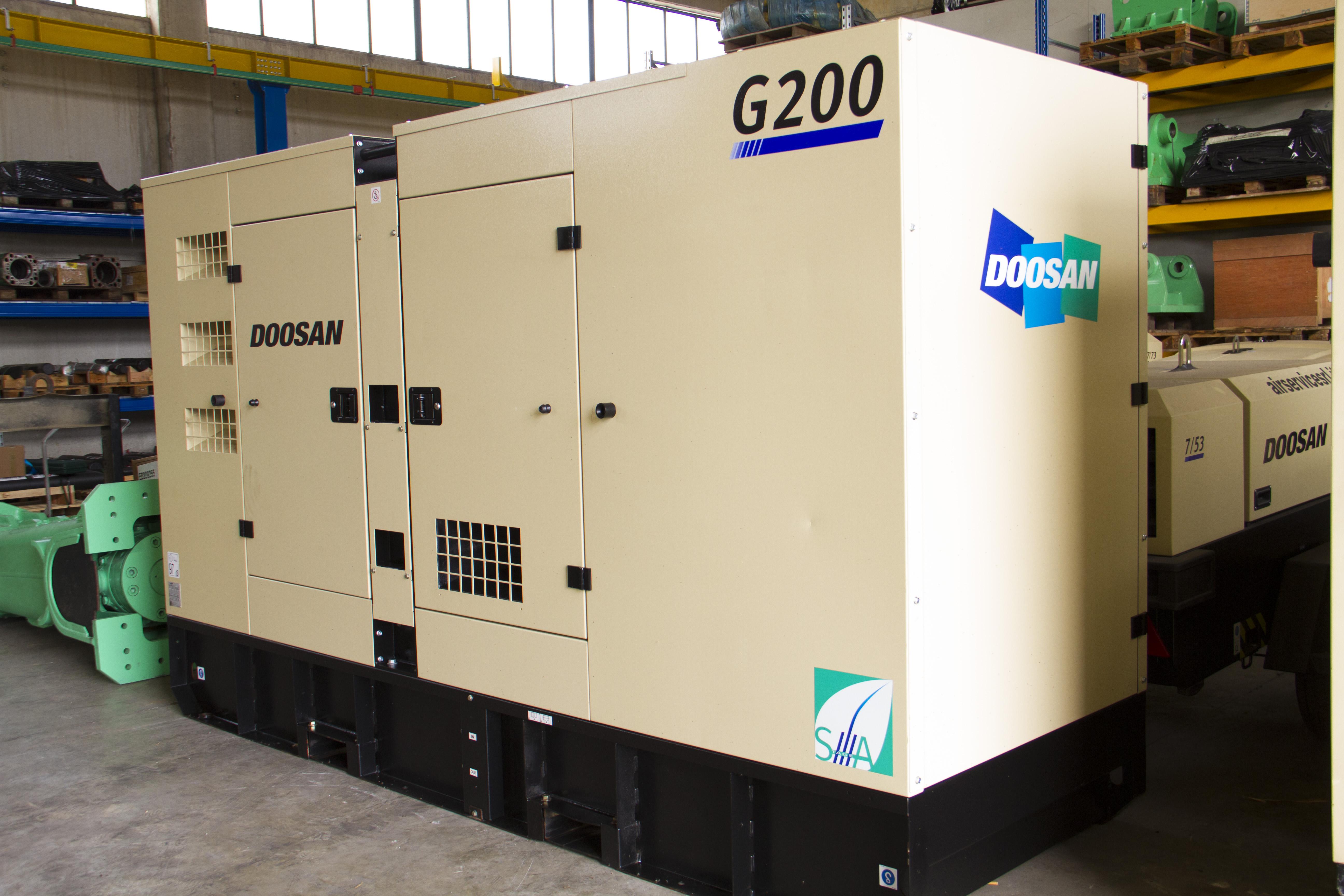 generatore G200