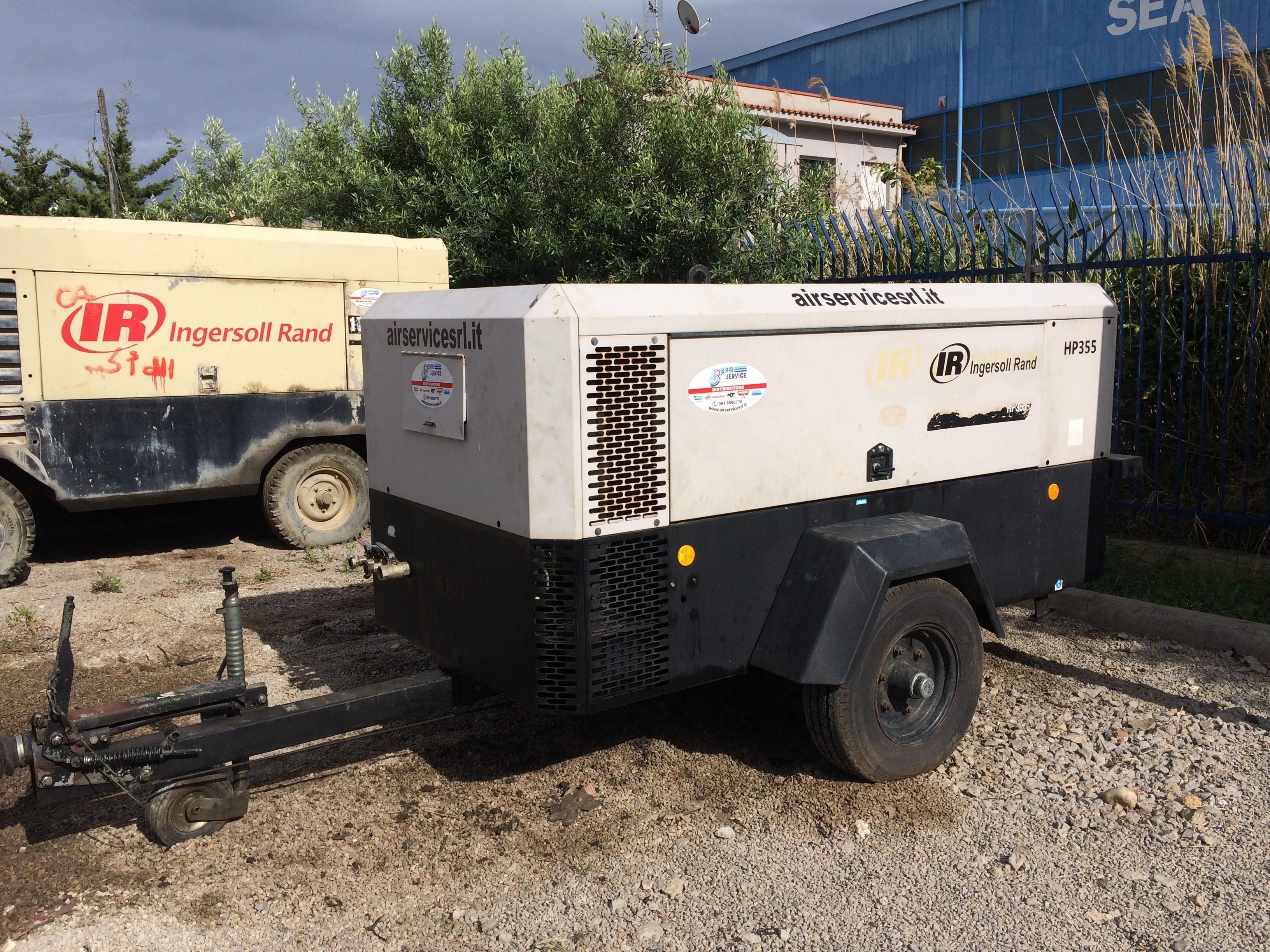 Ingersoll HP355