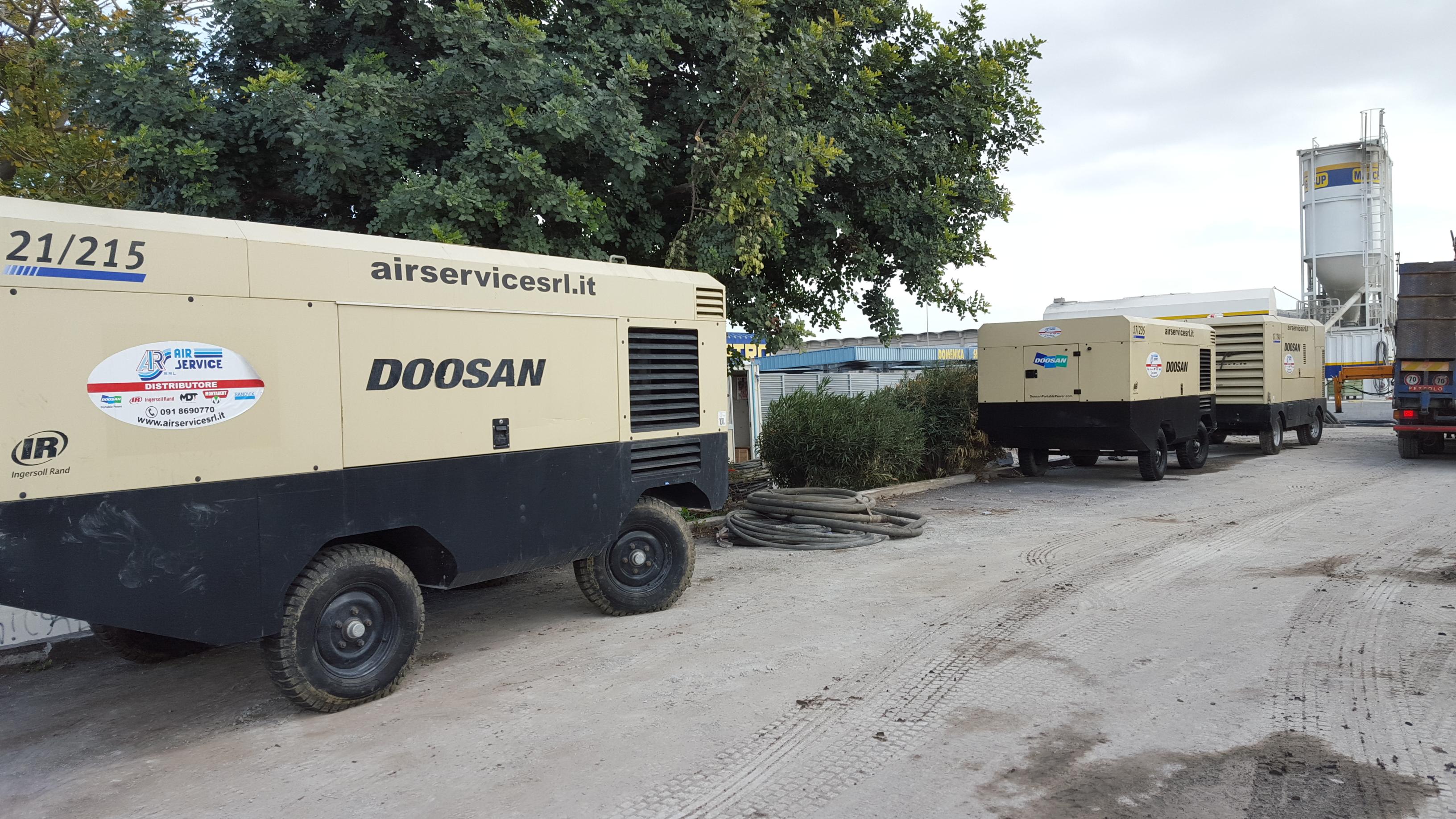 compressori doosan