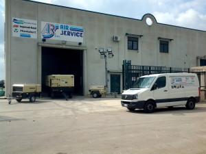 Air service - vendita compressori e perforazione