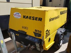 kaeser M50 Air Service