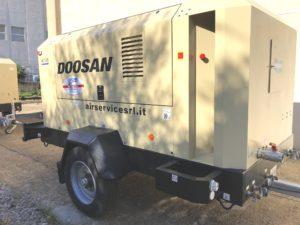 compressore Doosan Portable Power 14/145