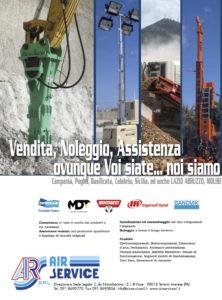 AIR SERVICE - promo Quarry&Construction