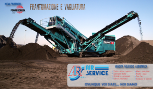 powerscreen air service