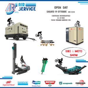 open day AIR SERVICE